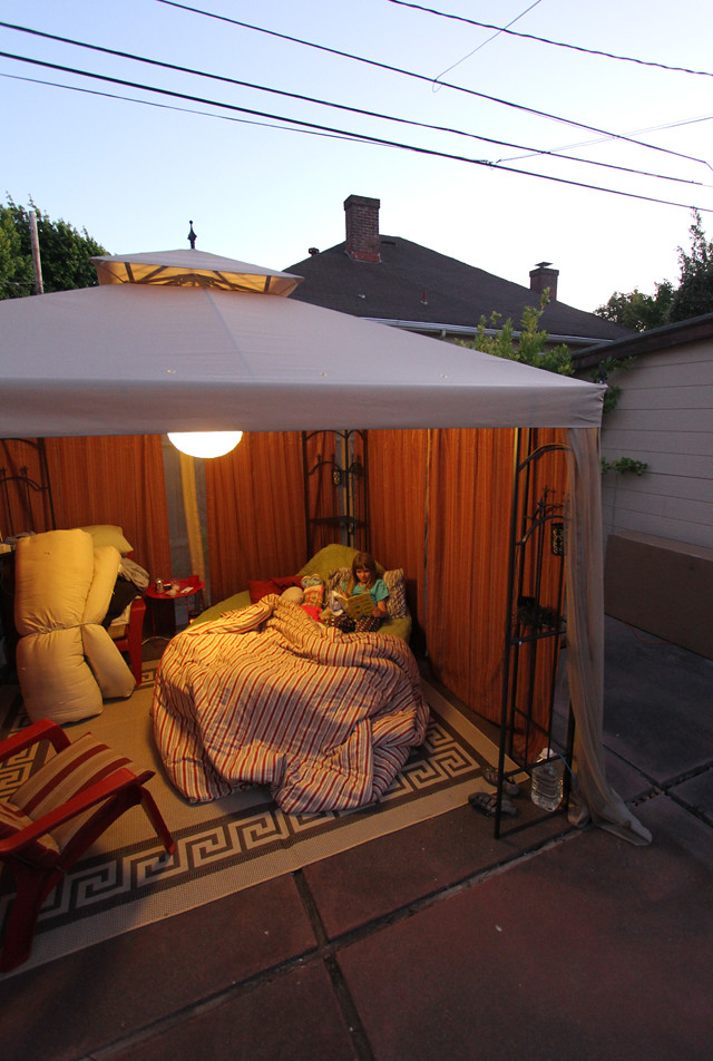 Operation Outdoor Bedroom