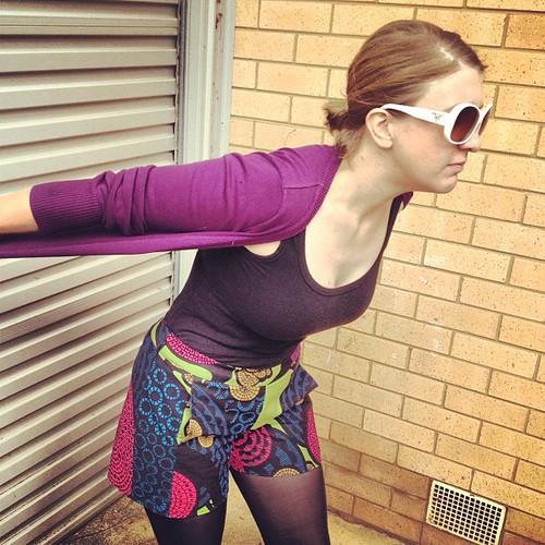 Iris Shorts Cape