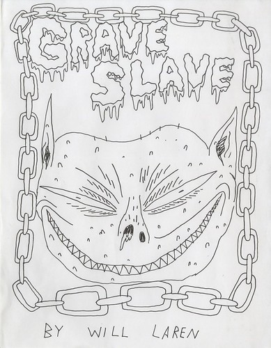 grave slave cover by willlaren