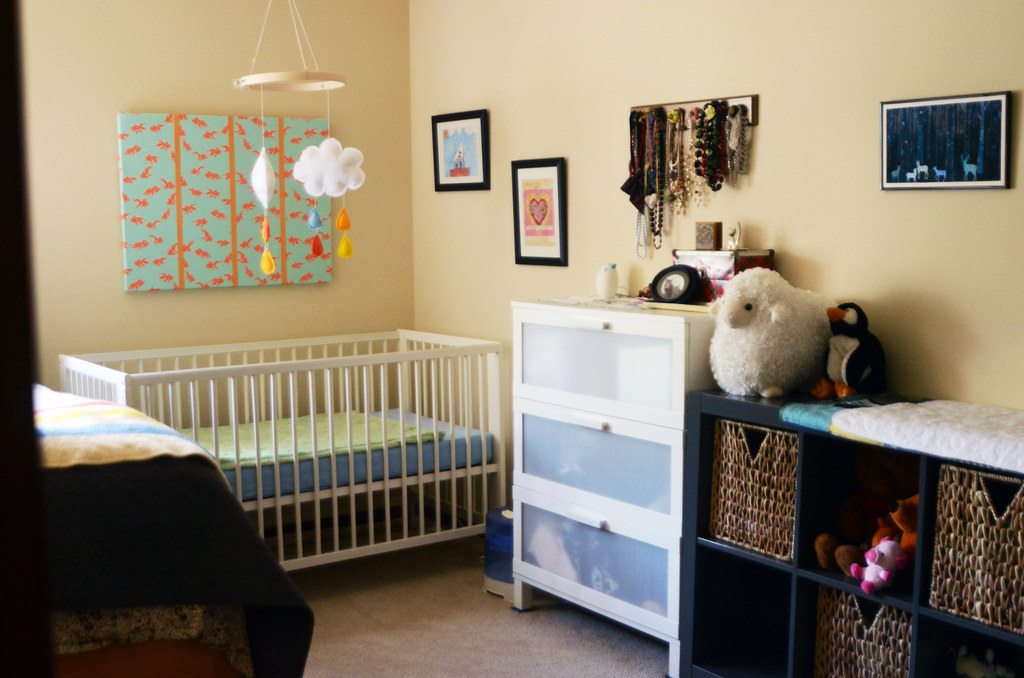 Parents and Baby Room