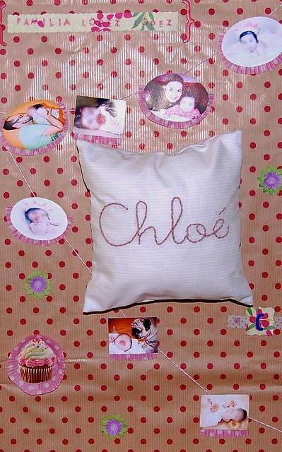 cojín Chloe