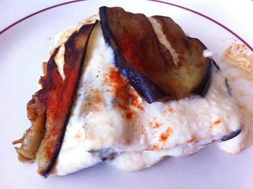Vic | Catacuina | Hummus con berenjena