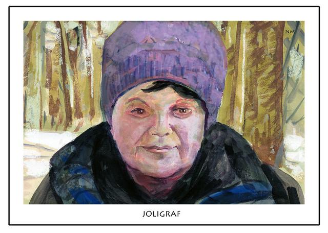 JOLIGRAF  (2) / aka Jola Drozd for JKPP