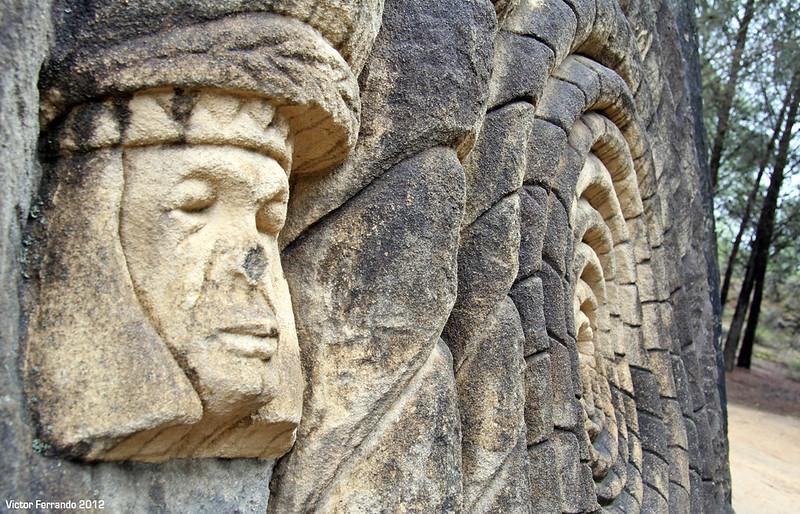 Ruta de las Caras de Buendía - Cuenca