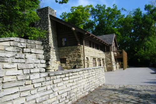Fullersburg Woods Forest Preserve (Oak Brook, Illinois)