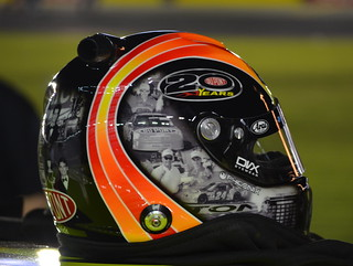 Jeff Gordon' All-Star Race Helmet
