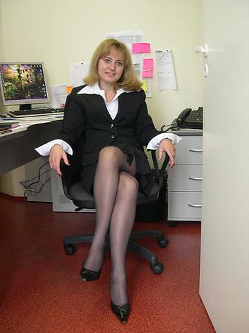 To Link Pantyhose At Work 3