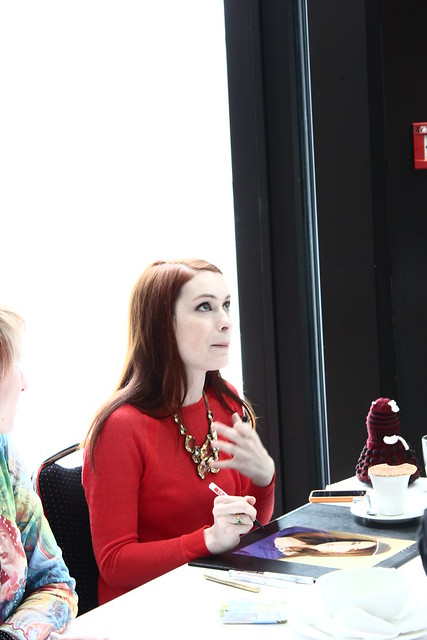 Header of Felicia Day