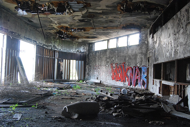 Used Car Dealerships In New Orleans >> Abandoned Dealership Pictures