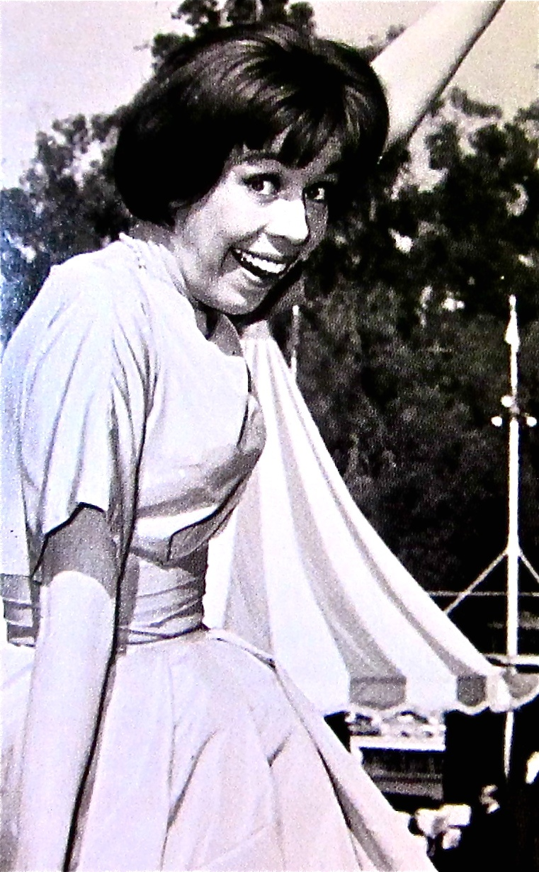 Carol Burnett in 1978 at the hotel