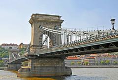 [フリー画像素材] 建築物・町並み, 橋, 風景 - ハンガリー ID:201205302000