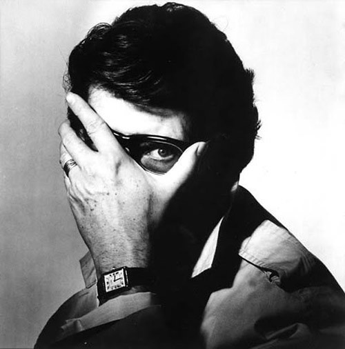 YSL Portrait by Irving Penn