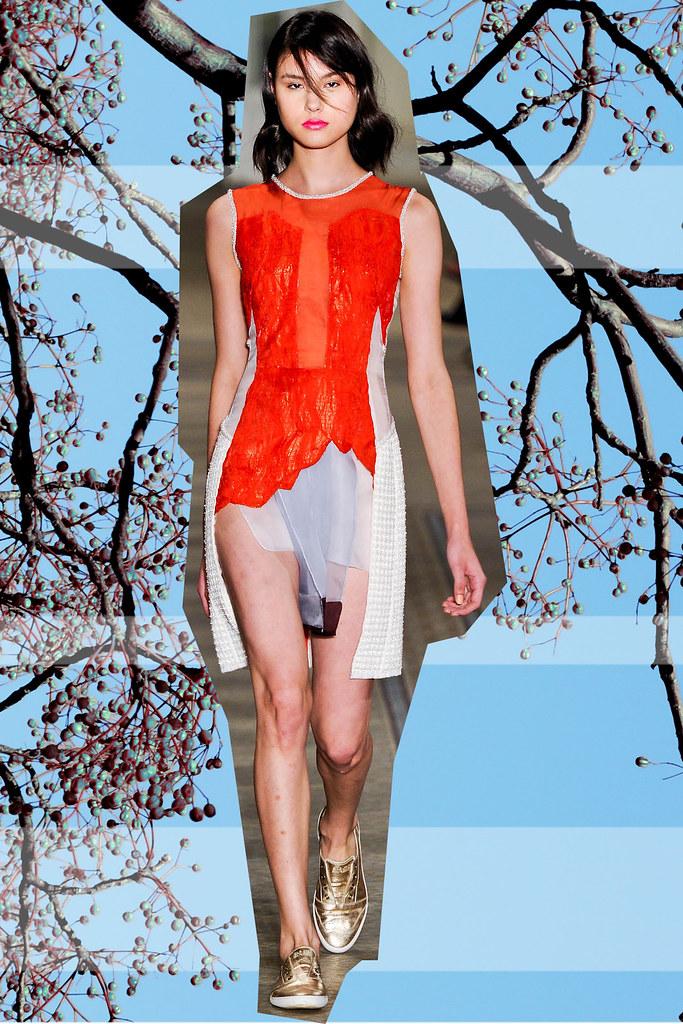 Melk Z-Da, Spring 2013 – Fashion Rio