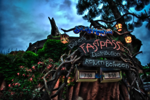 But I Have A Fastpass by hbmike2000