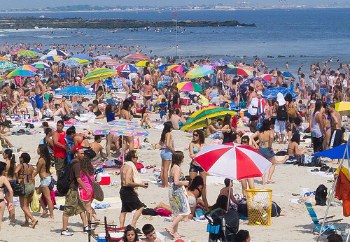 Rockaway Beach (by: Dan DeLuca, creative commons license)
