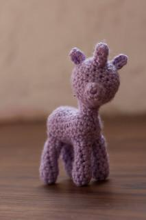 Violet Pony for Katie