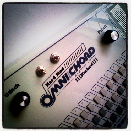 Omnichord OM-84 VIII by On! Electronics