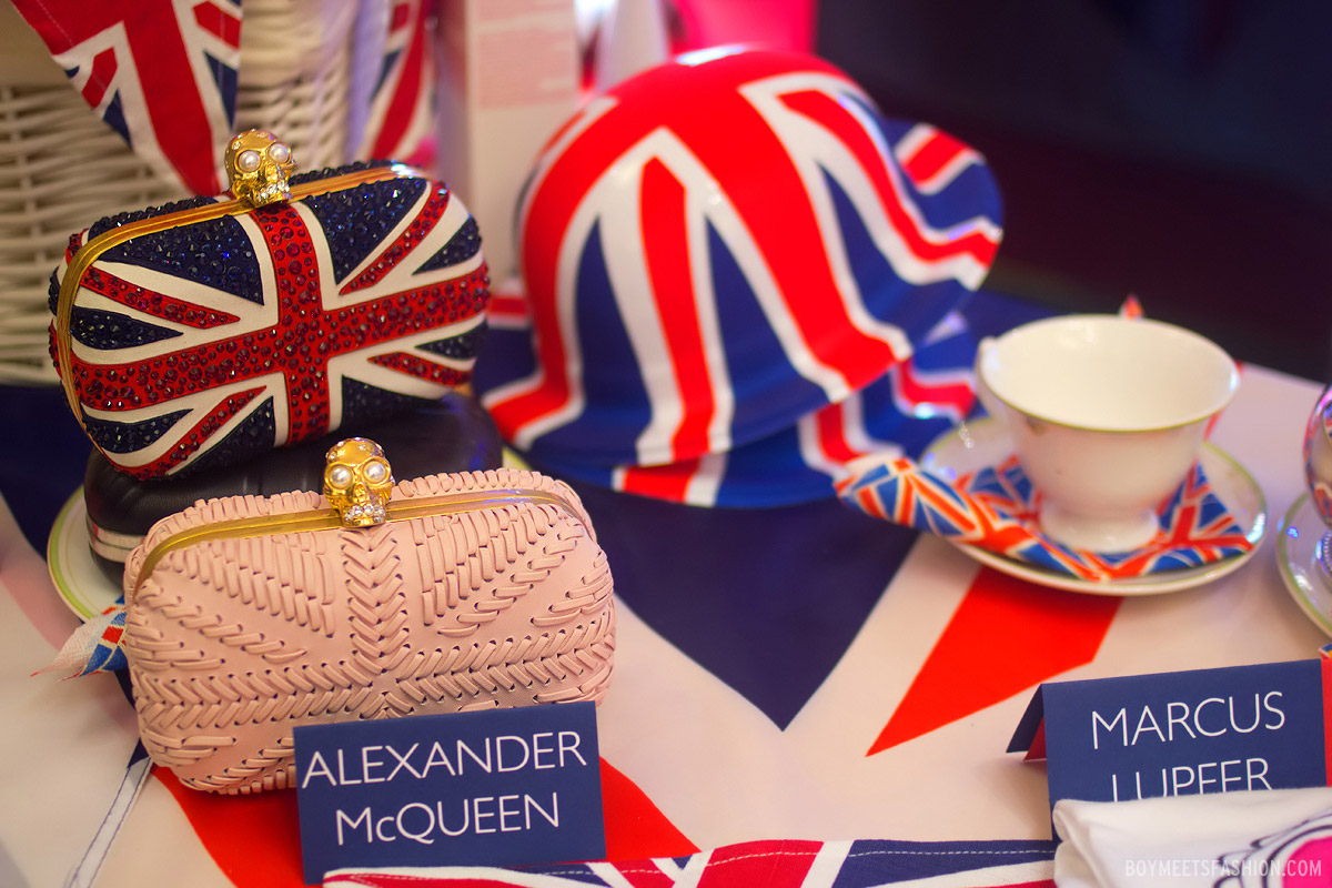 Harrods celebrates the Diamond Jubilee