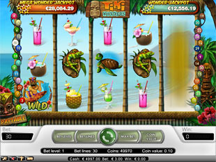 Tiki Wonders slot game online review