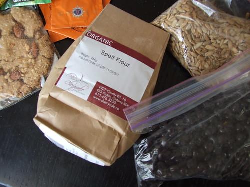 Foodie Penpal Swap from the Veggie Nook