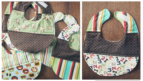 easy to sew bibs