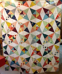 Sew Australia Kaleidoscope Quilt