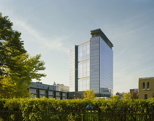 Самое энергоэффективное офисное здание находится в Канаде