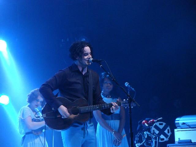 Jack White @ The Wiltern 009