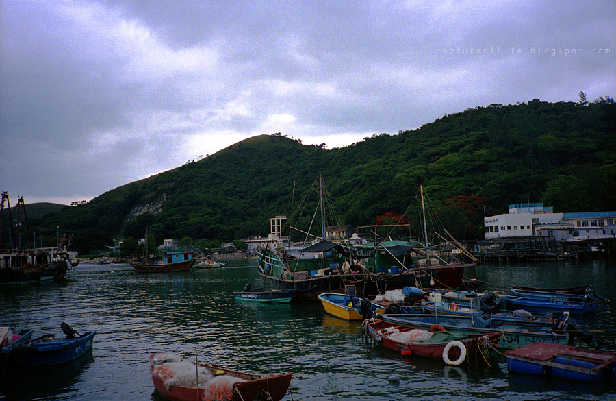 Tai O -- THE SEA