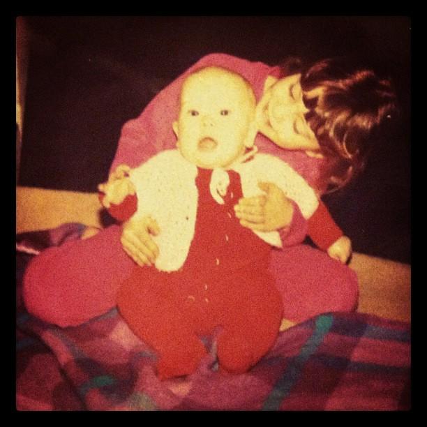 Vintage me and sis #sisters
