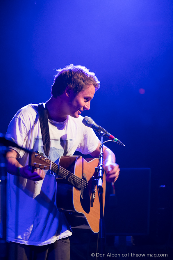 Ben Howard @ The Independent, SF 5/31/12