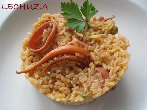 Choupas con arroz (6)