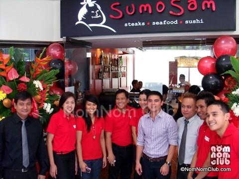 Sumo Sam Gateway Mall