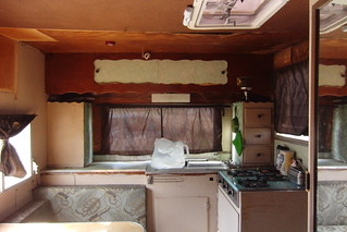 Trailer Kitchen & Front
