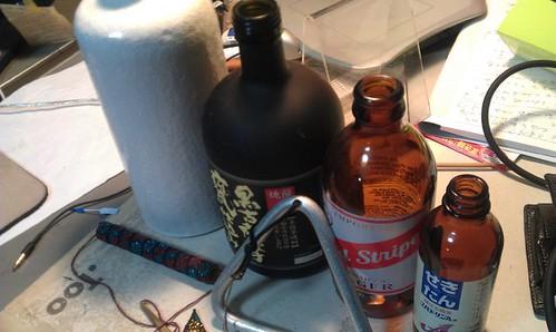 """Jug Bottles Dub"" 6 by Kanda Mori"