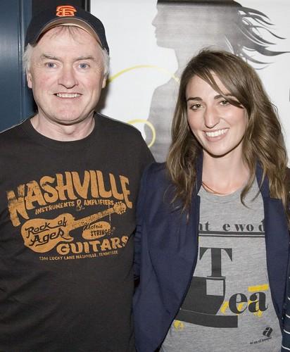 Sara Bareilles & Ian Crombie