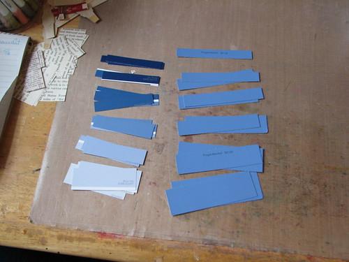 Paint Chip Clipboard 010