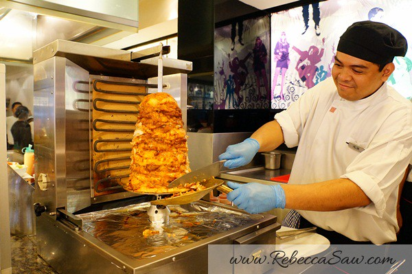 Melting Pot, Ramadhan Buffet - Concorde Hotel, KL-048