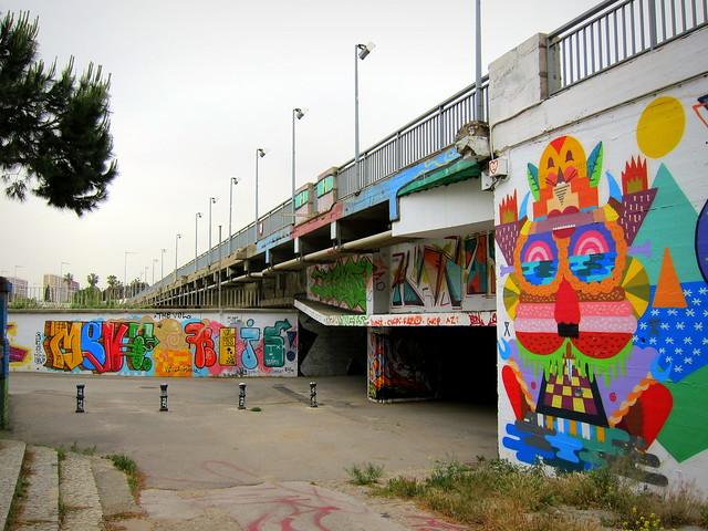 graffiti | barcelona 2012
