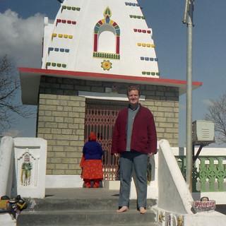 Himalaya temple