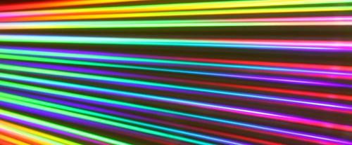 CD light art