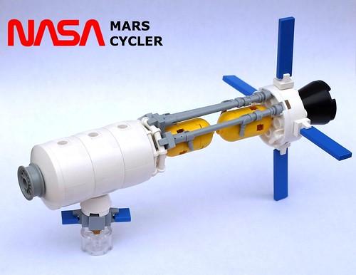 Winning Ideas for Mars Balance Mass Challenge