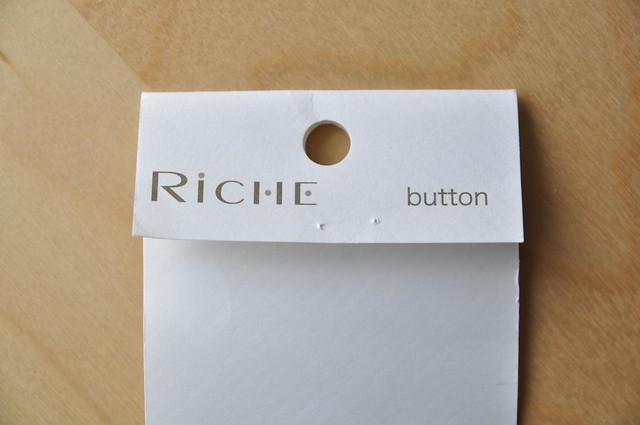 felt buttons, front