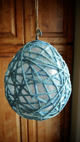 Yarn Eggs 10