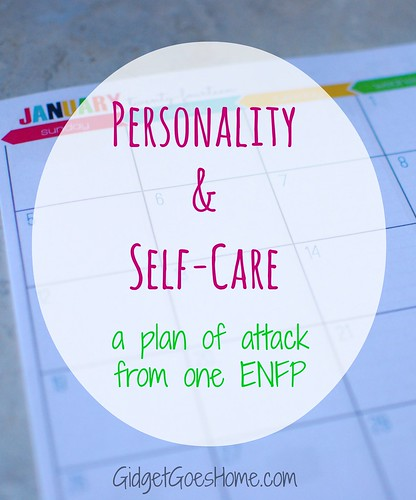 personality and self-care