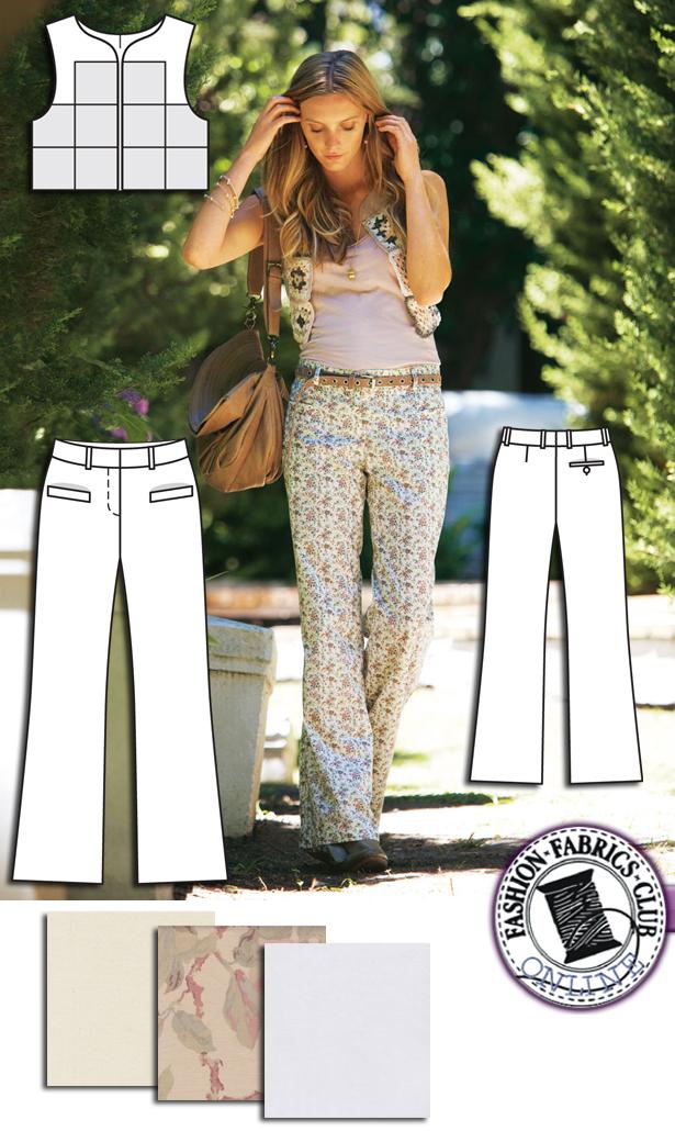 104 and 162 pants