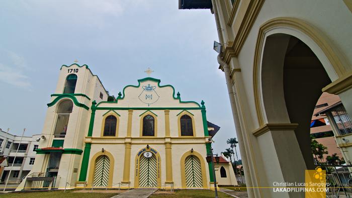 St. Peter's Church Melaka
