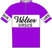 Welter-Ursus - Giro d'Italia 1955