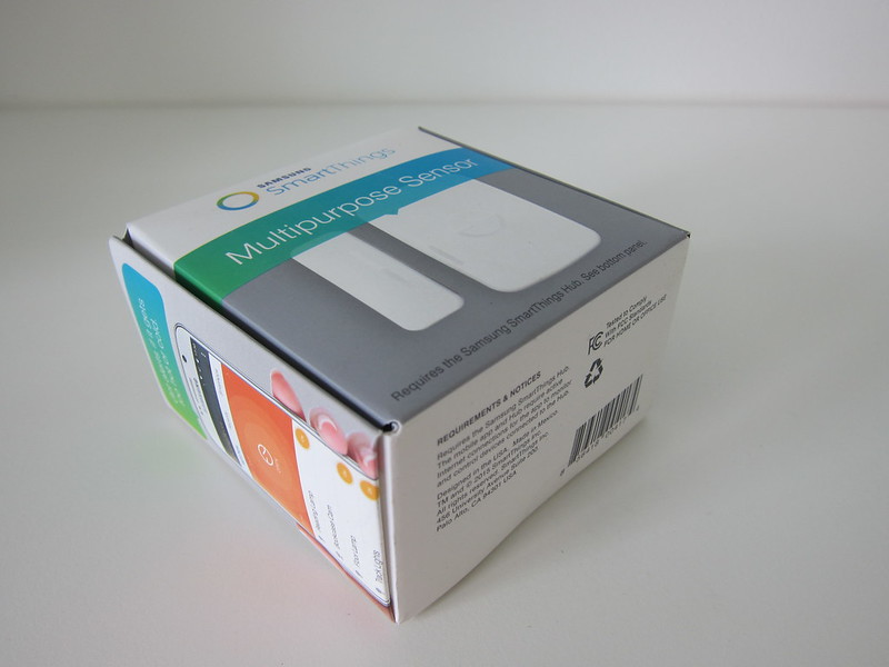 Samsung SmartThings - Multi-Purpose Sensor - Box