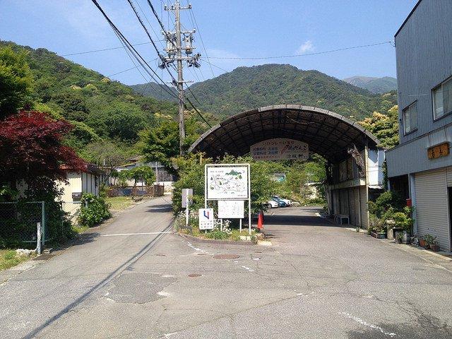 竜ヶ岳 宇賀渓キャンプ場